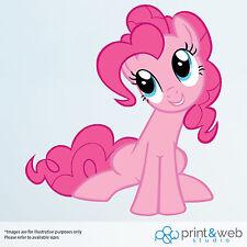 My Little Pony Pinkie Pie Vinyl Decal Wall Sticker Kids