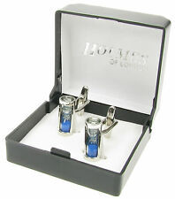 MENS CUFF LINKS SAND EGG TIMER CHEF MATHS TEACHER XMAS GIFT BNIB NEWUK FREE P&P