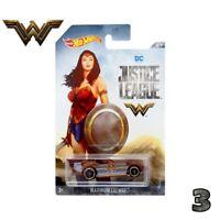 """Mattel - Hot Wheels Justice League 2017 - 03/07 """"Maximum Leeway"""" Wonder Woman"""