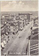 CHIOGGIA - CORSO DEL POPOLO - LAGUNA (VENEZIA) 1959
