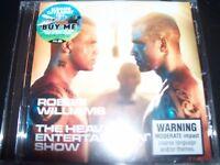 ROBBIE WILLIAMS The Heavy Entertainment Show (Australia) CD – New
