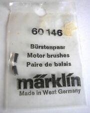 HO scale Marklin 60146 Motor Brushes for Locomotives with Drum Commutator Motors