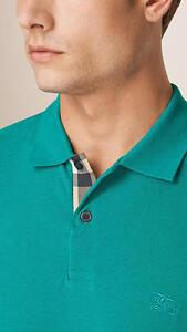 NWT Burberry Brit Men's Modern Fit Polo Shirt Tee-S, M, L, XL, XXL, Authentic