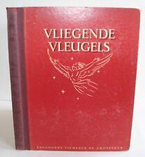 1949 Vliegende Vleugels by C. Van Steenderen: GERMAN TEXT: Airplanes