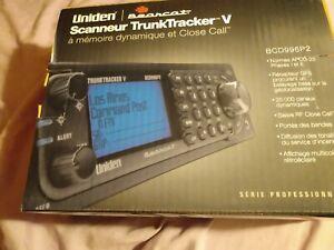 uniden scanner trunk tracker BCD996p2