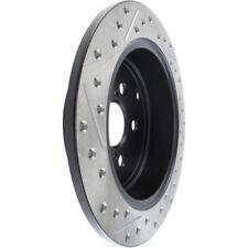 Disc Brake Rotor-Rear Disc Rear Left Stoptech 127.44115L
