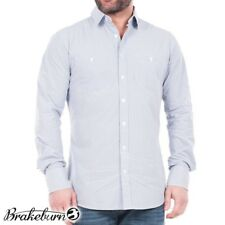 Brakeburn Mens Fine Stripe L/S Shirt - NEW!