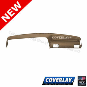 Light Brown Dash Board Cover 12-114-LBR For Bronco II Front Left Right -Coverlay