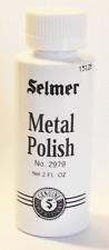 Selmer Metal Gold Silver Polish 2 Fl. Oz   #2979