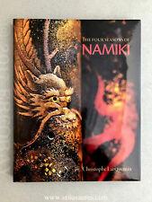 """NAMIKI BOOK """"The Four Seasons of Namiki"""" by Christophe Larquemin ENGLISH VERSION"""