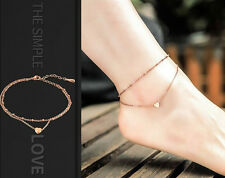 Lady Anklet Sexy Chain Women Ankle Bracelet Barefoot Sandal Beach Foot Jewelry
