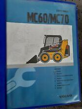 Volvo MC60/MC70 Service Manuals