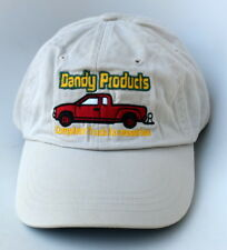 Dandy Products Complete Truck Accessories Adjustable Strapback Baseball Cap Hat