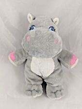 Garanimals Gray Hippo Plush 7""