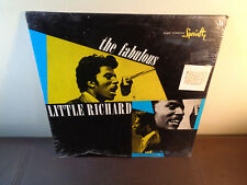 LITTLE RICHARD LP SPECIALTY MONO SP-2104 / The Fabulous / FACTORY SEALED