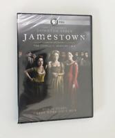 JAMESTOWN: The Complete TV Series Seasons 1-3 (DVD, 6-Disc Set) New & Box Set