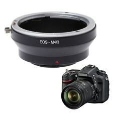 EOS-M4/3 Adapter Mount Ring For Canon EF EOS Mount Lens To Olympus Panasonic New