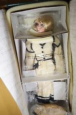 NIB Jan Mclean Designers Porcelain Doll MARILOU Original Box Limited Edition