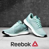 Reebok Womens Print Smooth Ultraknit Trainers Crossfit Running Shoe Free Postage