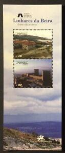Portugal 2005 - Linhares da Beira S/S MNH