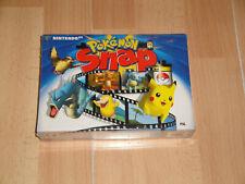 Pokémon Snap (Nintendo 64) Spanish PAL