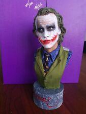 1/3 Scale Dandelion Batman Joker Heath Ledger Bust Statute Figure Toy