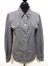 LES COPAINS Camicia Donna Cotone Denim Cotton Woman Shirt Sz.S - 42