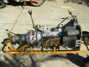 Jaguar Mk2 Gearbox with Overdrive