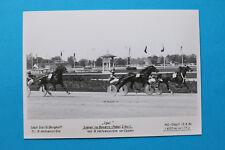 Foto München Daglfing 1984 Traber Sulky Pferd Sieger Bayern Pokal Hafvenström ++