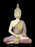 Buddha Figura Meditando - Mano in Colpo - Feng Shui Buddismo Statua Decorativa