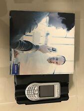 Nokia 6630 - Aluminium (T-Mobile) Handy
