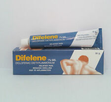Difelene Gel Relief Muscular Pains Aches and Swelling Inflammation Large 100g
