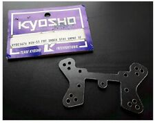 Vintage RC Kyosho 1/8 BSW-53 FRP Front Shock Damper Stay Option Upgrade Inferno