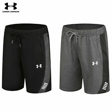 Under Armour UA Mens Training Shorts Fitted Gym Short Football Shorts