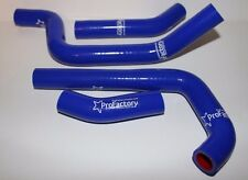 KTM 525 xc 525xv ATV Radiator Hose Kit Pro Factory Blue 2008 2009 2010 2011 2012