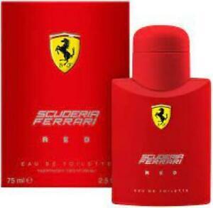Parfum Homme Ferrari Red Ferrari EDT 125 ML