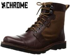 Chrome - Herren 503 Combat Boot, Braun, UVP 160,-