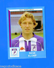 FOOTBALL 2000 BELGIO Panini-Figurina -Sticker n. 198 - KLOMP - HARELBEKE -New