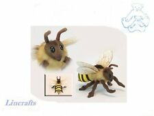 Honey Bee Plush Soft Toy Insect by Hansa. 6565