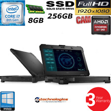 Dell Latitude 14 Rugged 5420 ATG i7-8650U FHD 1080P 256GB SSD HD 8GB 3YR WTY