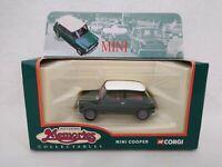 Corgi 68001 Mini Cooper Diecast Car Motoring Memories Collectables Free Postage