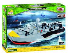 Cobi 1/72 Scale Small Army 'Patrol Torpedo Boat Pt-305' 480 Pieces Item #2376