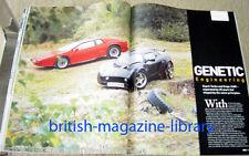 Evo Magazine Issue 85 - Lotus Esprit Turbo vs Lotus Exige 240R