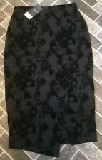 BNWT Size 10 NEXT Black Pencil / Straight Skirt - Party / Business Rrp £28