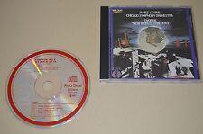 Dvorak - New World Symphony / James Levine / RCA Red Seal / West Germany 1982