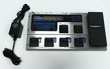 Digitech RP2000 Guitar Processor Multi-Effect Pedal with Power Supply