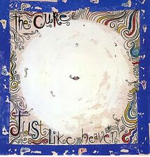 Cure Just Like Heaven , Snow In SUmmer, Sugar Girl Uk 12""
