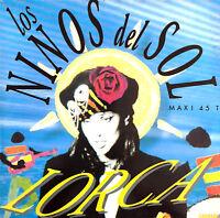 """Lorca 12"""" Los Ninos Del Sol - France (VG+/M)"""
