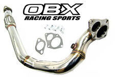 OBX Stainless Steel Turbo Down Pipe Fits 1989-1994 Mazda Miata MX5 1.6L