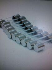 10 x GLASS CARTRIDGE RADIO FUSE 3 AMP DIMENSIONS 20mm x 5mm fus2203 CAR MARINE